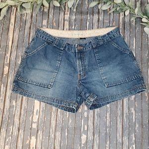 Arizona Jean Co. Hipster Shorts - Sz 11